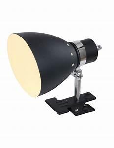 Lampe Pince Lit : lampe de chevet a pince steinhauer spring must have du cocooning ~ Teatrodelosmanantiales.com Idées de Décoration