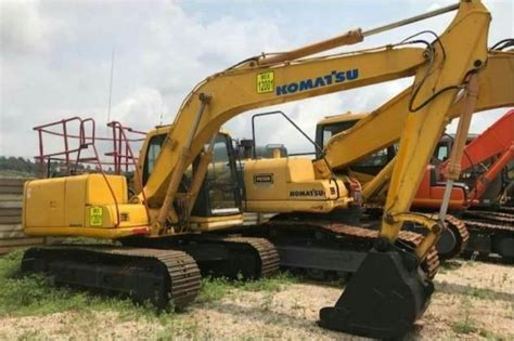 komatsu  komatsu pc  excavator mini excavators