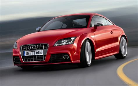 Audi Tts Coupe Wallpapers by Audi Tts Coupe Wallpaper Hd Car Wallpapers Id 170