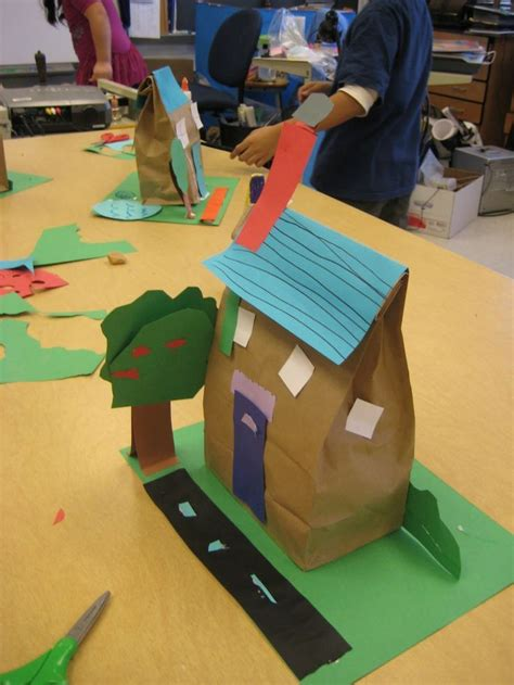 places in our community paper bag buildings science 965 | 1103766f24254d687024a568ccc7a0bd