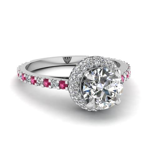Diamond Stud Prong Crown Engagement Ring With Pink. Eragon Wedding Rings. Eagle Scout Rings. Black And White Wedding Rings. Rosewood Wedding Rings. Pear Engagement Engagement Rings. Braided Engagement Rings. Lady Stylish Wedding Rings. Jenna Dewan's Wedding Rings