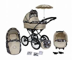 Günstige Kombikinderwagen Mit Babyschale : orion kombi kinderwagen sportwagen mit babyschale isofix geeignet und sonnenschirm ~ Watch28wear.com Haus und Dekorationen