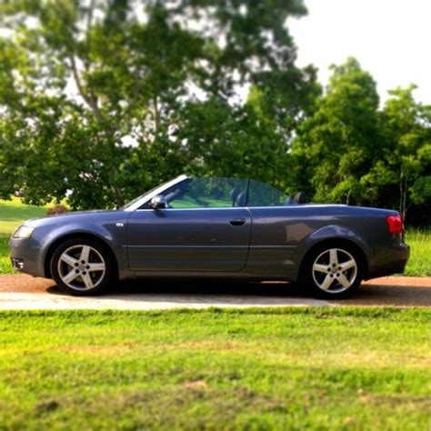 audi 4 door convertible purchase used no reserve 2003 audi a4 cabriolet v6 2