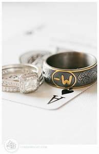 custom men39s wedding band houston wedding photographer With tooled wedding rings