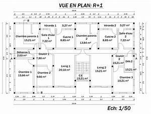 Plan De Construction : plan de construction de maison gratuit ~ Premium-room.com Idées de Décoration
