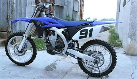 Details Of Liquid Cooling 250cc Yamaha Dirt Bike , 4