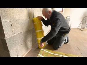 Plancher Rayonnant Electrique : plancher rayonnant lectrique sous carrelage bricolage ~ Premium-room.com Idées de Décoration