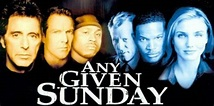Watch Any Given Sunday Online (1999) Full Movie Free ...
