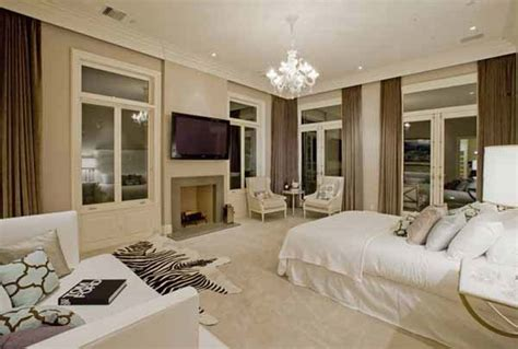Luxury Modern Mansion Bedrooms To Get Relaxing Atmosphere