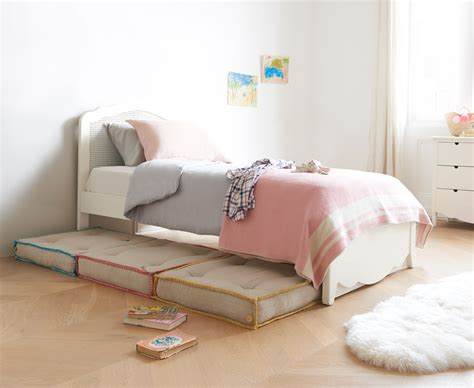 38 Kids Floor Mattress 4quot Folding Foam Mattress Sofa