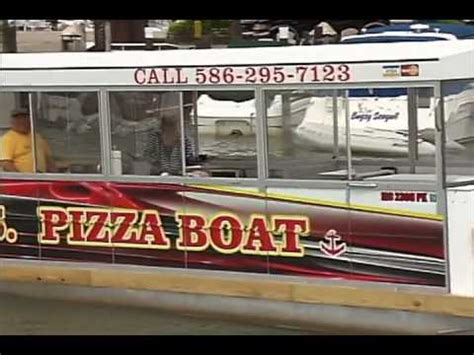 Pizza Boat by Pizza Boat