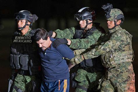 Judge presiding over 'El Chapo's' case shot, killed while ...