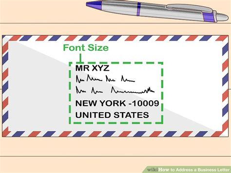 how do i address a letter to an inmate 3 ways to address a business letter wikihow 22140