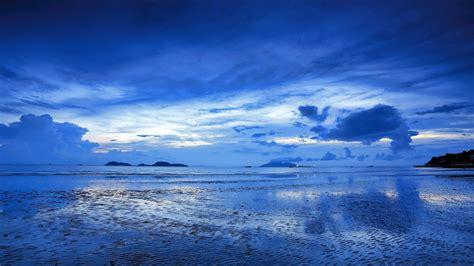 Blue Sky Ocean 4K HD Wallpapers | HD Wallpapers | ID #32245