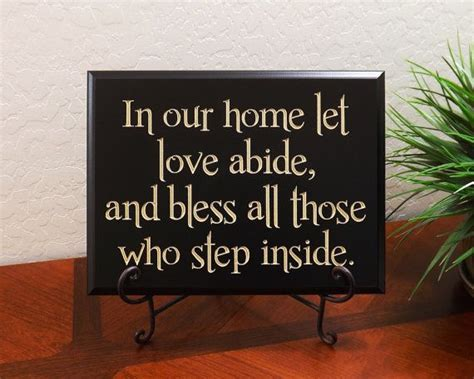 Decorative Quotes - decorative wooden signs with quotes quotesgram