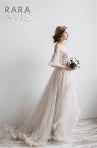 dreamy romantic rara avis wedding bloom collection be modish With rara avis wedding dress