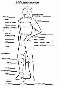 Men U0026 39 S Measurement Chart