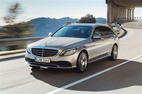 Mercedes Cklasse Facelift W205 (2018) Bilder, Marktstart
