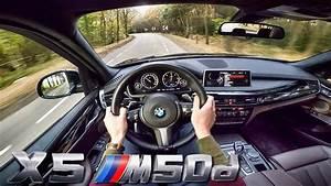 Bmw X5 M50d : bmw x5 m50d pov test drive interior sound youtube ~ Melissatoandfro.com Idées de Décoration