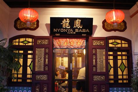 what does the word cuisine penang day 3 nyonya baba cuisine out of kung