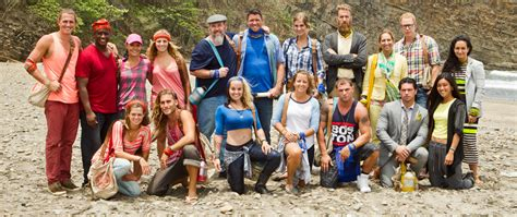 New Cast, New Theme: Here's Your First Look at Survivor's ...