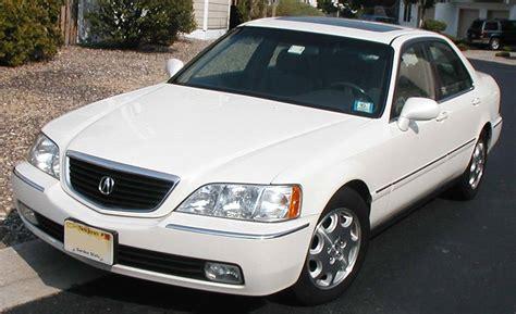 2002 acura rl 3 5 sedan v6 auto