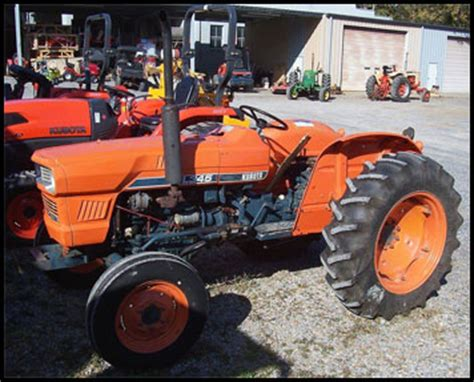 kubota  tractor specifications attachments