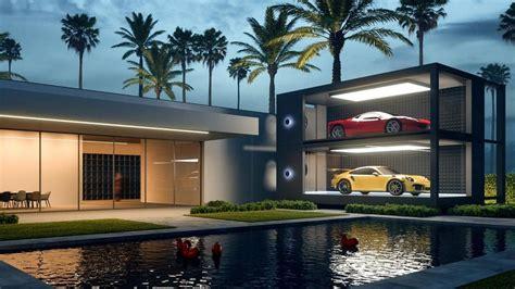 luxury garages  future  storing cars luxurylaunches
