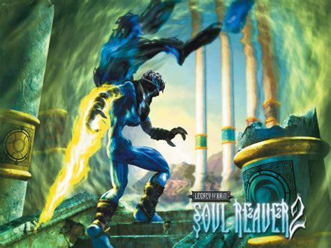 Stunning Soul Reaver 2 Wallpaper