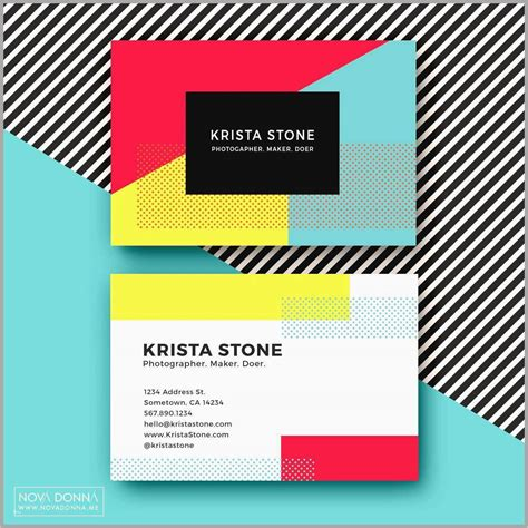 avery business card template  simple