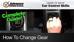 How To Change Gear In A Manual Car