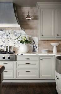 30 awesome kitchen backsplash ideas for your home 2017 for Kitchen cabinet trends 2018 combined with inspirational wall art for bedroom