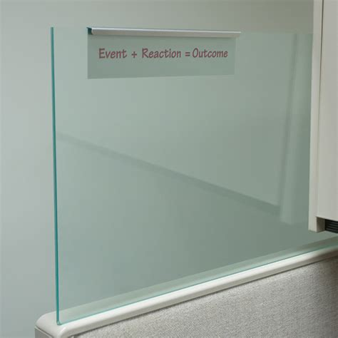 nap nameplates releases innovative  glass cubicle  plate holders