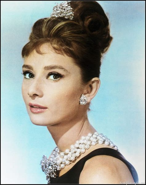 hepburn style hair finding your style icon the modern gentlewoman 2770