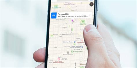 how to drop a pin on iphone guide how to remember a location with map pins in the