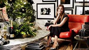 Jessica Biel and Domaine Home's Dream Holiday Decor