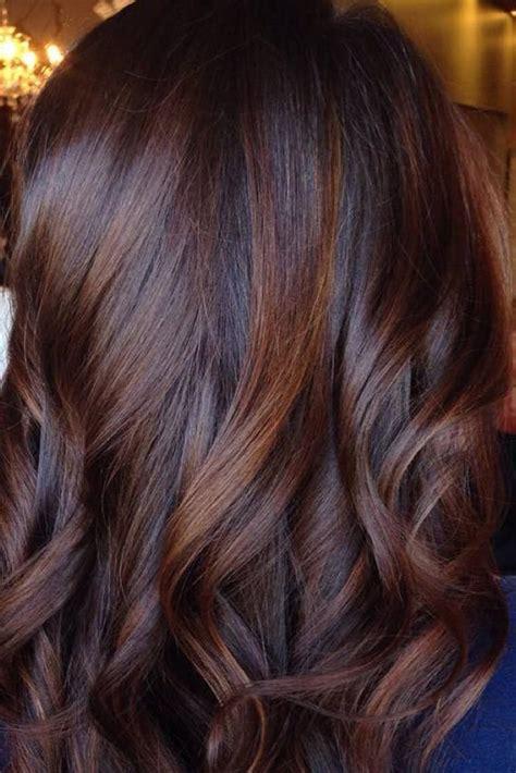 Brown And Black Hair Color by Resultado De Imagem Para Chocolate Mocha Brown Hair