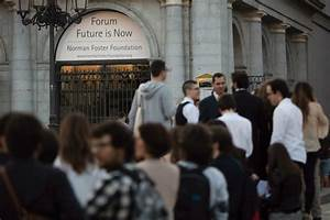 Fórum—Future is Now — Norman Foster Foundation — Norman ...