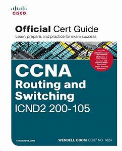 Ccna Routing And Switching Icnd2 200