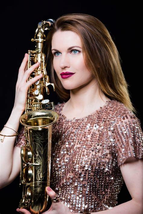 london female saxophonist chez taylor