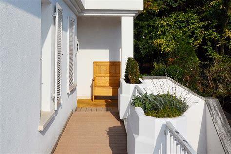 Moderne Häuser Balkon by Aussendielen F 252 R Terrasse Balkon Bildsch 246 Ner