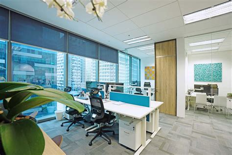 T A Upholstery Supplies Ltd by Office Interior Design Singapore Apcon Pte Ltd