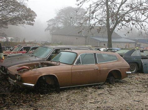 10 Abandoned Car & Vehicle Graveyards Of The World Urban