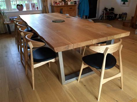 Dining Table by Rustic Wood Dining Table Abacus Tables