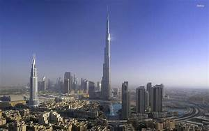 The gallery for --> Burj Khalifa At Night From Top