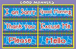 Good Manners And Right Conduct Clipart (55+)