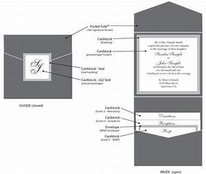 envelopmentsr pocket foldsr envelofoldstm invitations by With diy pocketfold wedding invitations 12x12