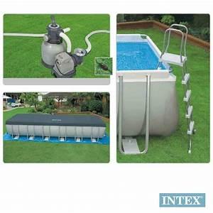 Frame Pool 366 : intex ultra frame pool 732 x 366 cm ~ Eleganceandgraceweddings.com Haus und Dekorationen