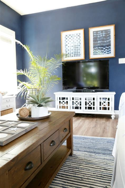 nautical media room makeover sand  sisal