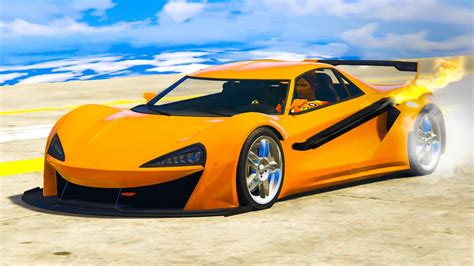 Brand New Super Fast $1,500,000 Car! (gta 5 Funny Moments
